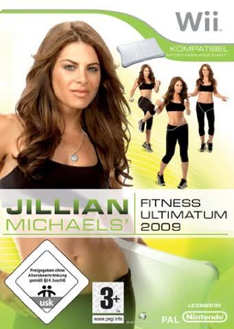 Jillian Michaels Fitness Ultimatum 2009 (Wii)