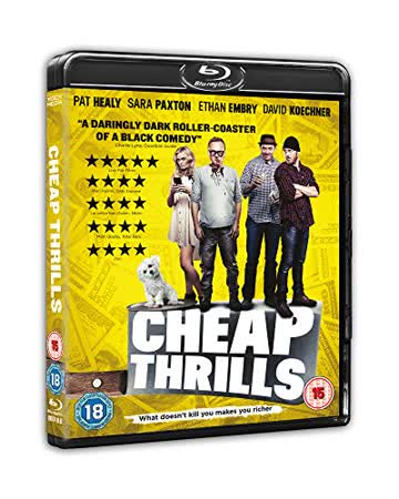 Cheap Thrills [Blu-ray] [UK Import]