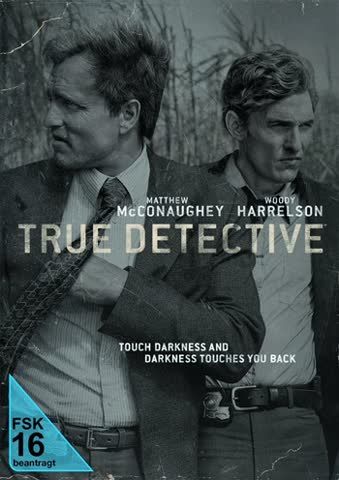 True Detective Staffel 1 [3 DVDs]