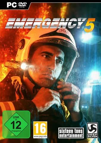 Emergency 5/DVD-ROM