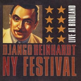 Django Reinhardt - Ny Festival-Live at Birdland