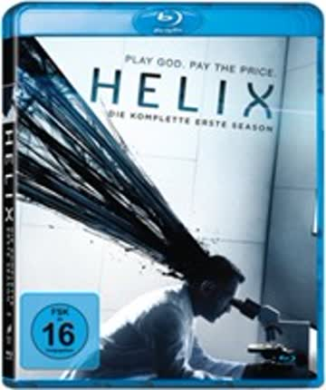 HELIX SEASON 1 (BLU-RAY) - VAR