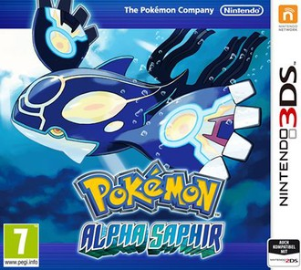 Pokémon Alpha Saphir