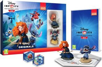 Disney Infinity 2.0 -Toybox Combo-Set