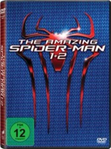 Amazing Spider-Man 1+2