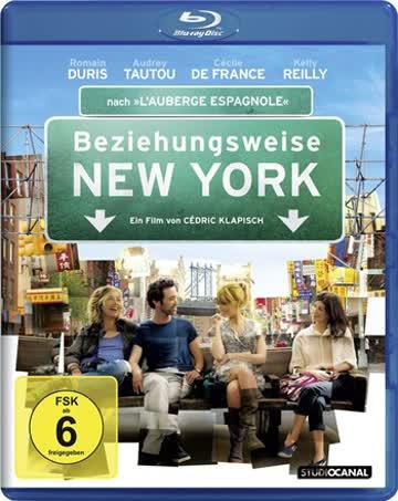 Beziehungsweise New York [Blu-ray]