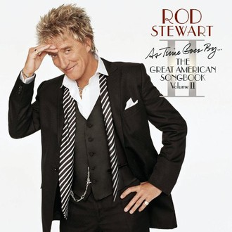 Rod [Songbook Vol.2] Stewart - As Time Goes By...Great Americ