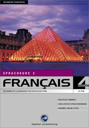 Francais 2. Version 4.0. Sprachkurs. CD- ROM für Windows 95/98/ NT 4/2000