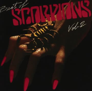 Scorpions - Best of Scorpions Vol.2