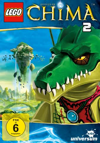 LEGO: Legends of Chima - DVD 2 (DVD)