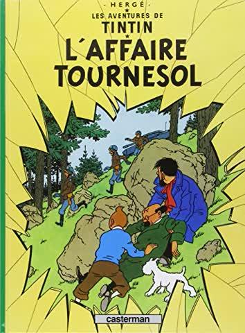 L'affaire tournesol (Tintin)