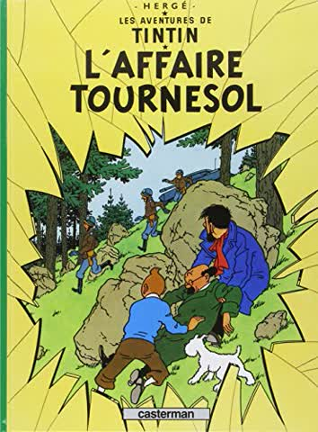 L'affaire tournesol (Tintin)