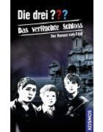 Das Verfluchte Schloss - Der Roman Zum Film