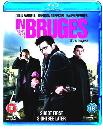 In Bruges [Blu-ray]
