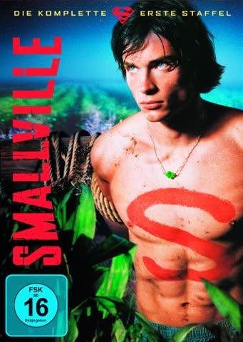 Smallville - Staffel 1 [6 DVDs]
