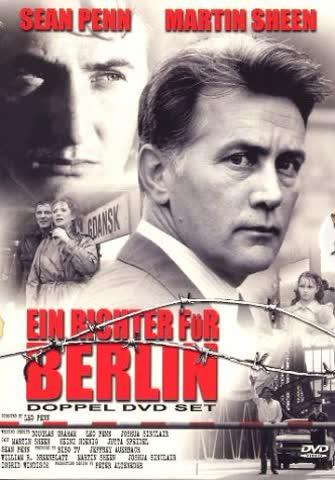 Ein Richter für Berlin [DVD] (2004) Martin Sheen; Heinz Hoenig; Jutta Speidel
