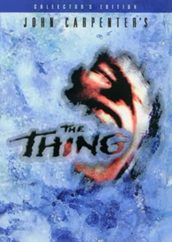 The Thing - Collector's Edition, Remastered[DVD][Region 1]