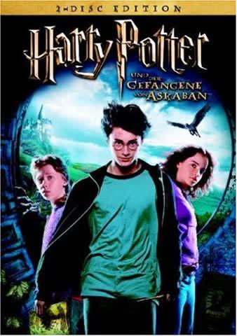 """""""Harry Potter und der Gefangene von Askaban (2 DVDs) [DVD] (2005); Rupert Grint"""""""