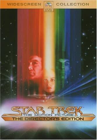 Star Trek 01 - Der Film [Director's Cut]