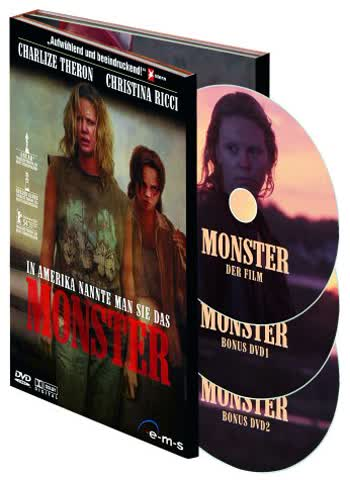 Monster (Special Edition, 3 DVDs) [Deluxe Edition] [Deluxe Edition]
