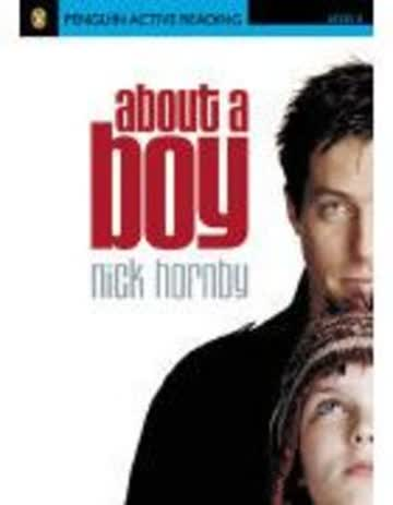 About a Boy, w. 1 CD-ROM and 2 Audio-CDs (Penguin Active Readers)
