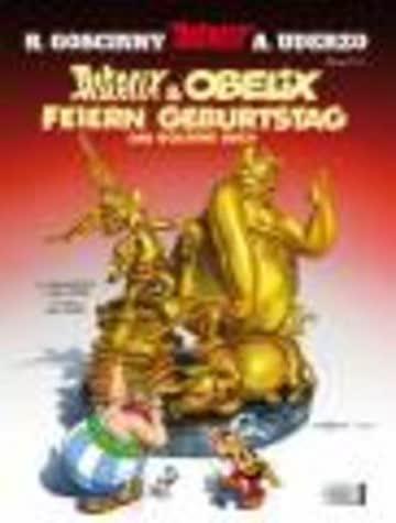 Asterix Golden Book - Ganz Gallien Feiert