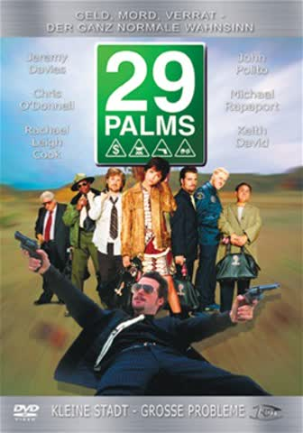 29 Palms [DVD] (2004) Jeremy Davies, Rachael Leigh Cook, Chris O'Donnell