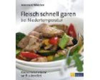 Fleisch Schnell Garen Bei Niedertemperatur - Kleine Fleischstücke Sanft Zubereitet