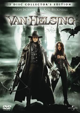 Van Helsing (Collector's Edition, 2 DVDs)