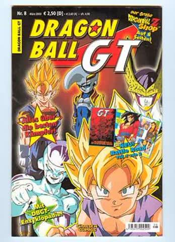 Dragon Ball GT (Comic Nr.2)