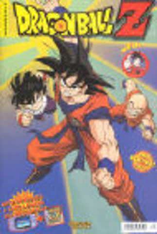 Dragon Ball Z, Magazin