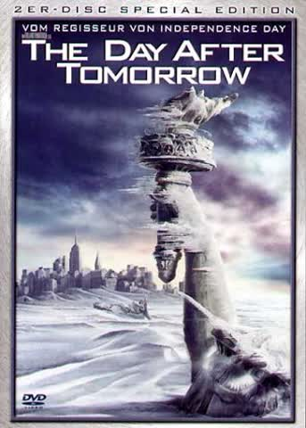The Day After Tomorrow (Special Edition) [2 DVDs]