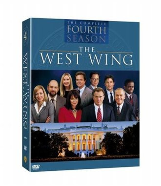 The West Wing - Series 4 [UK Import]