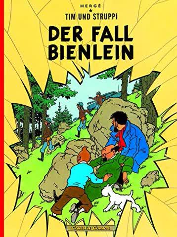Der Fall Bienlein (Tim undStruppi, Band 17)