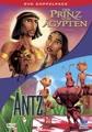 Der Prinz von Ägypten / Antz [2 DVDs]