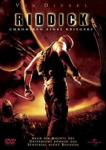Riddick - Chroniken eines Kriegers (Einzel-DVD) [Import allemand]