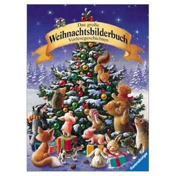 Das große Weihnachtsbilderbuch