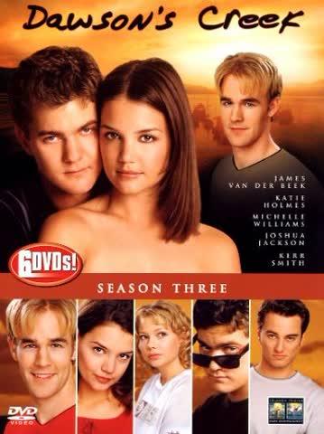Dawson's Creek - Season Three (6 DVDs)