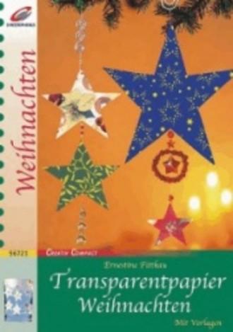Tansparentpapier Weihnachten
