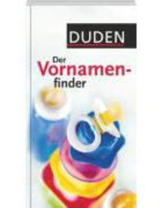 Duden - Der Vornamenfinder