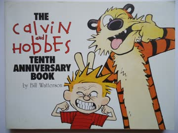 Calvin And Hobbes. The 10th Anniversary Book