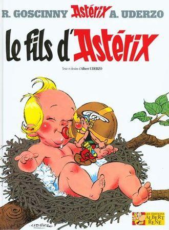 Asterix T.27 - Le Fils D'asterix