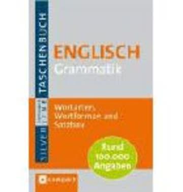 Englisch Grammatik - Wortarten, Wortformen Und Satzbau