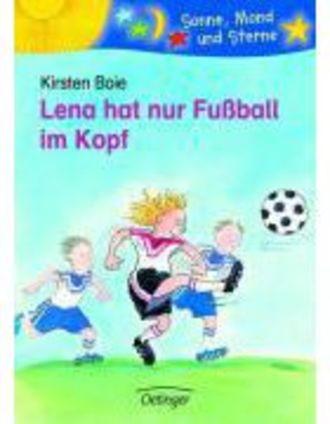 Lena Hat Nur Fussball Im Kopf - (Sonne, Mond Und Sterne)