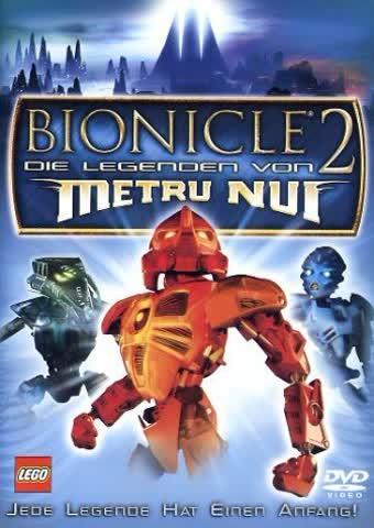 Bionicle 2-Die Legenden voln Metru- Nui