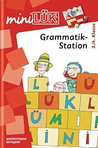 miniLÜK Grammatikstation 3./4. Klasse