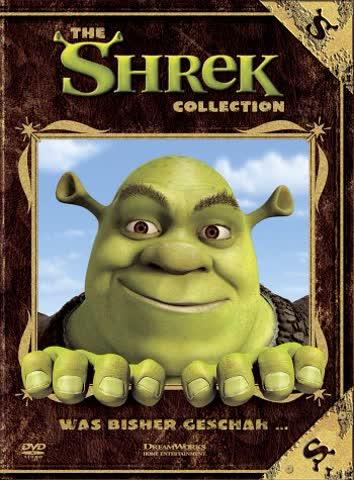The Shrek Collection - Was bisher geschah ... (2 DVDs)