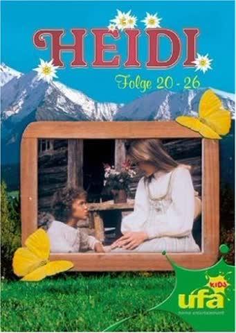 Heidi 4, Folgen 20-26