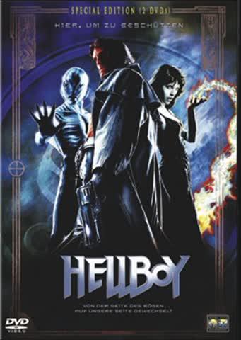 Hellboy Special Edition (2 DVDs)