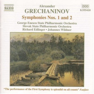 Edlinger - Symphonien Nr.1+2